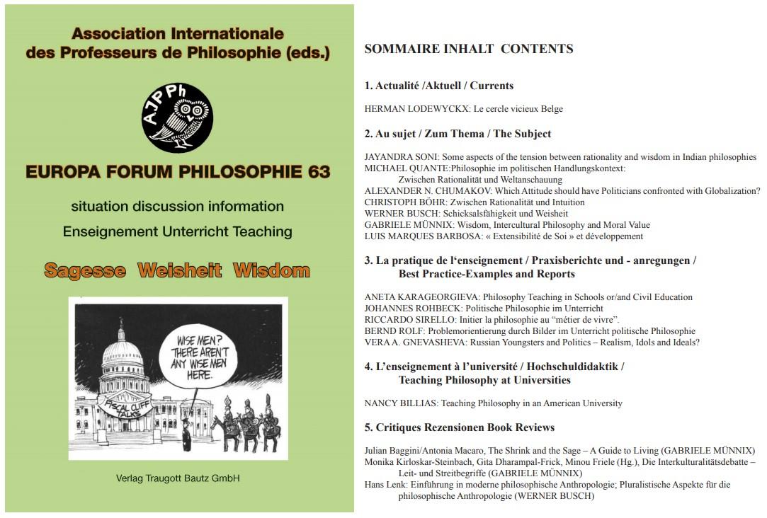 europa forum 63