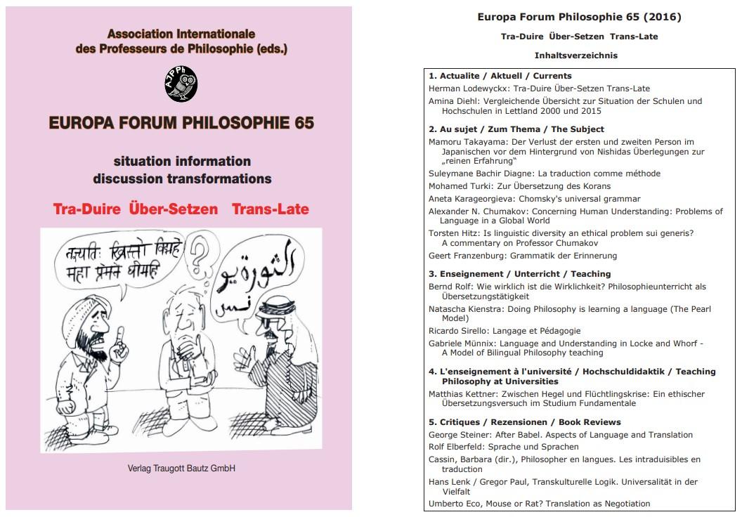 europa forum 65