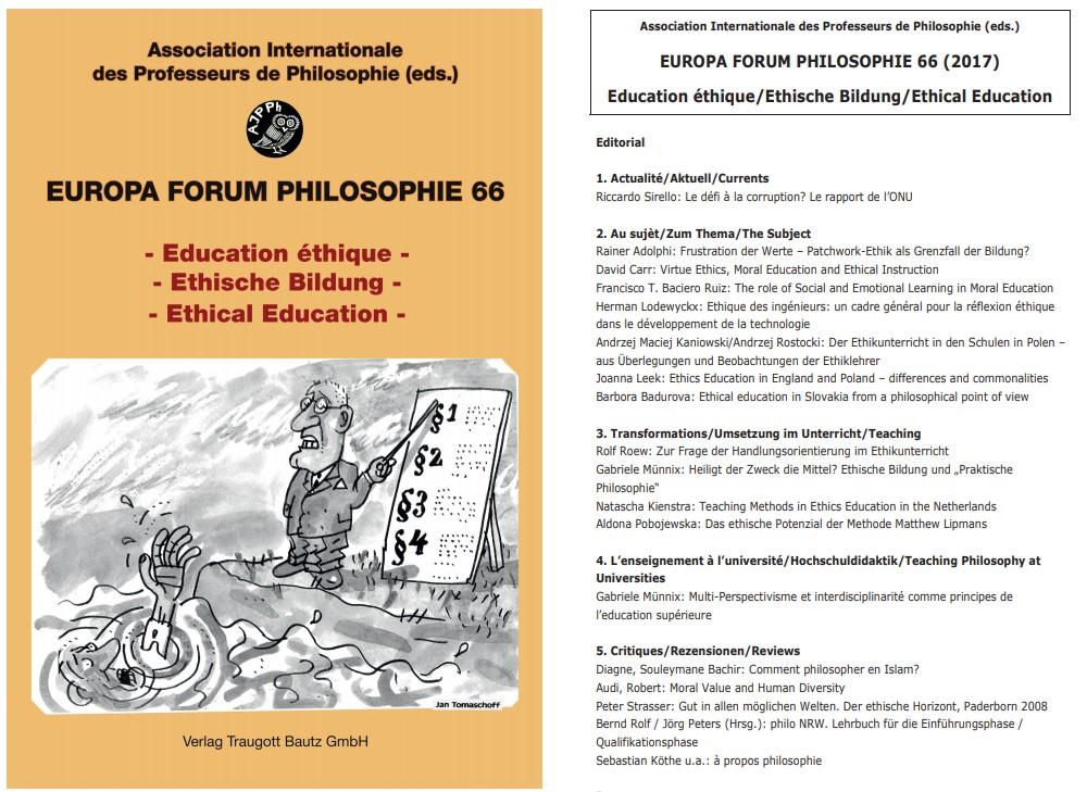 europa forum 66