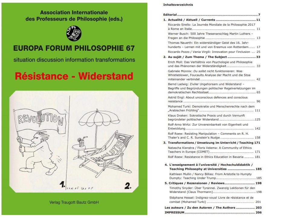 europa forum 67